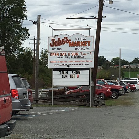 Jake's Flea Market