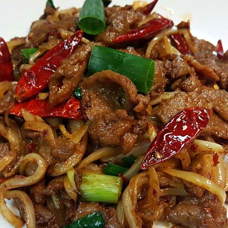 Amherst, نيويورك: Crystal Asian Cuisine