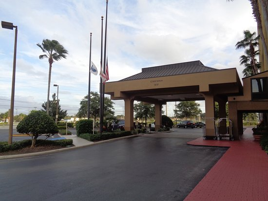 Hampton Inn Orlando Near Universal Blv / International Dr: Entrada do hotel