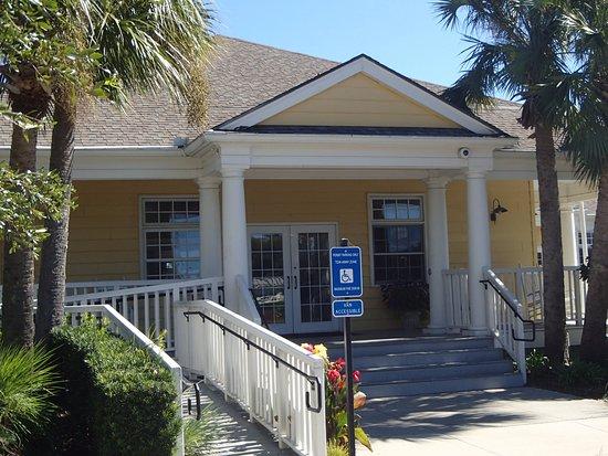 Jekyll Island Guest Information Center