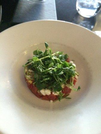 Quattro Vinotecca: Beet salad