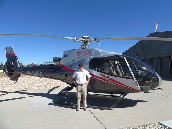 Tusayan, AZ: Danny Our Pilot
