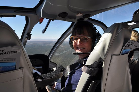 Tusayan, AZ: Co pilot