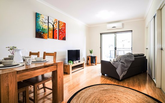 Redcliffe, Australia: Living Room
