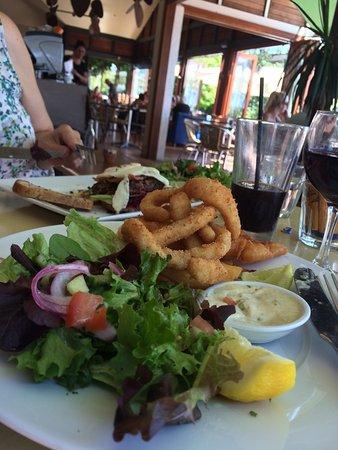 Noosaville, Australië: Lunch!