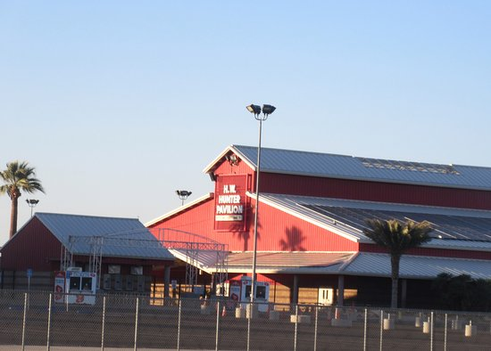 Antelope Valley Fairgrounds