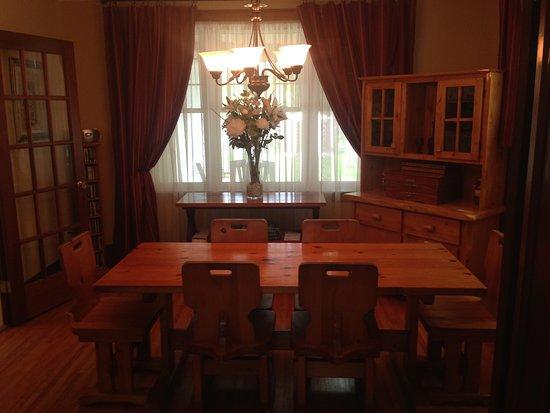 North Bay, Canada: Dining Room