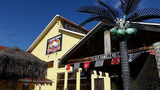 Sunrise Beach, MO: Captain Ron's Bar & Grill