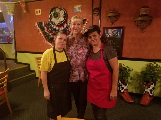 Brooksville, Flórida: It was a Great Honor to have Mrs. Governor Scott at Enchiladas Restaurant.
