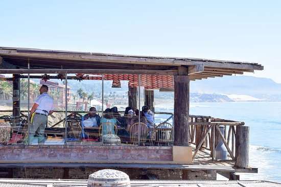 Puerto Nuevo, Mexico: picture of the restaurant