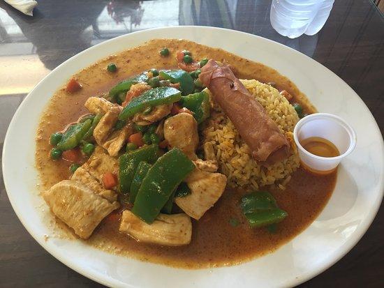Jo Wok: full plate