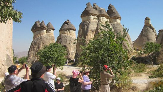 Fairy Chimneys Travel
