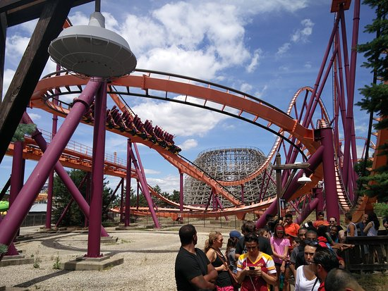 Six Flags Great America照片