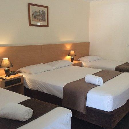 Oscar Motel Bundaberg: Standard Family Room