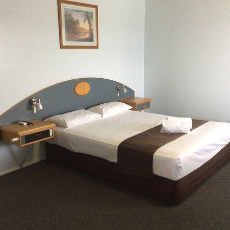 Oscar Motel Bundaberg: Standard Queen Room