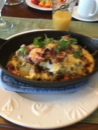 Nantucket Inn: Breakfast