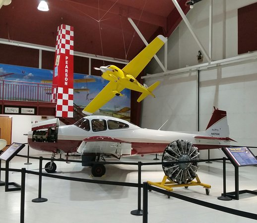 Vancouver, WA: Pearson Field and Pearson Air Museum