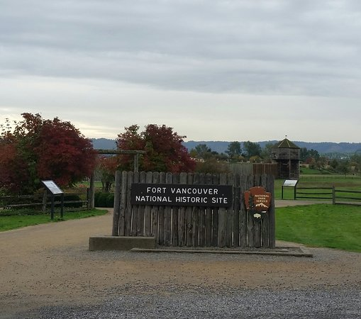 ‪‪Vancouver‬, واشنطن: Fort Vancouver National Historic Site‬