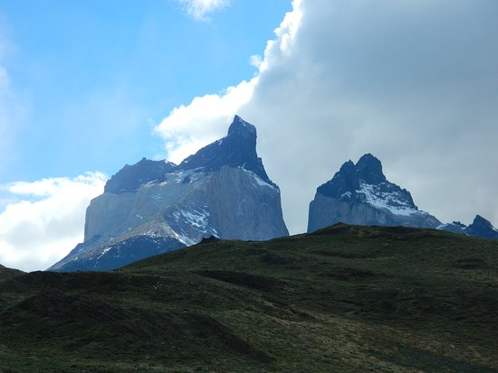 Torres del Paine National Park: OTRO ANGULO