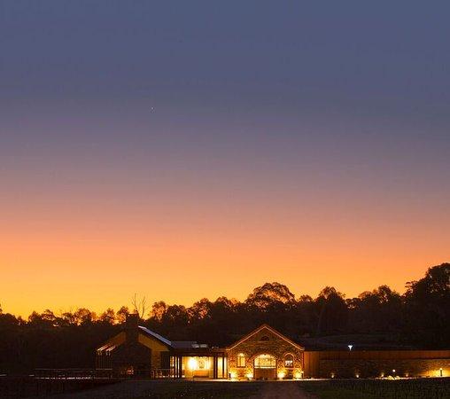 Rowland Flat, Australia: Home of St Hugo at sunset