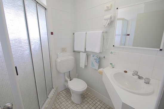 Emu Park, Australia: Standard Studio - Bathroom