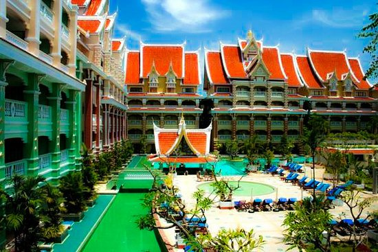 Aonang Ayodhaya Beach Resort Tripadvisor