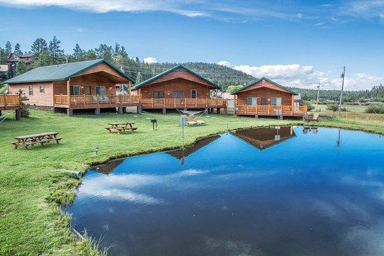 Greer lodge resort cabins az reviews photos price for Cabins near greer az
