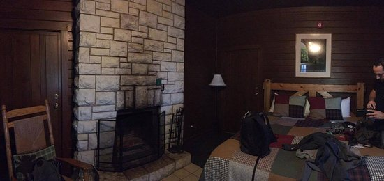 View Inside The Sunset Cabin Picture Of Starved Rock