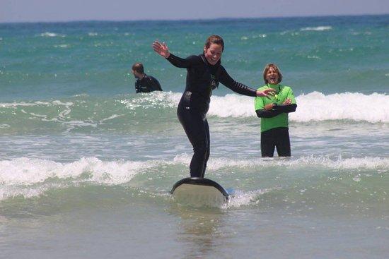 Torquay, Australia: Surf is up!