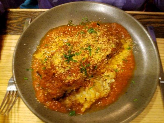 Shelton, CT: Eggplant lasagna