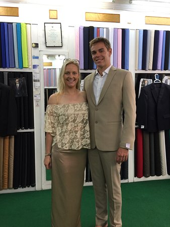 The Best Tailor - Ladies and Gents Custom Tailors