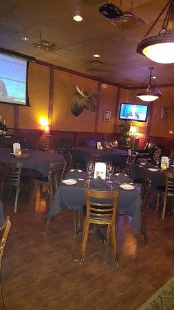 Addison, TX: Inside cidar room