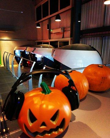 Slough, UK: 🎃 Halloween weekend at Motion Simulation Room 🎃