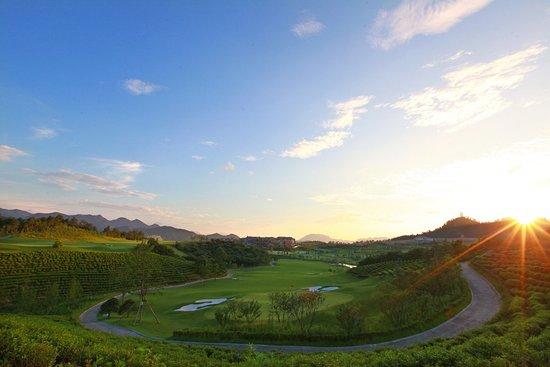 Anji County, Kina: Golf Course