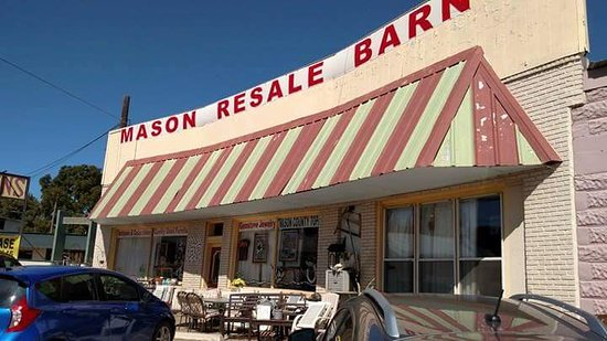 Mason Resale Barn & Thirft Store