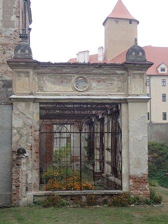Брно, Чехия: Renovation work not quite completed yet...