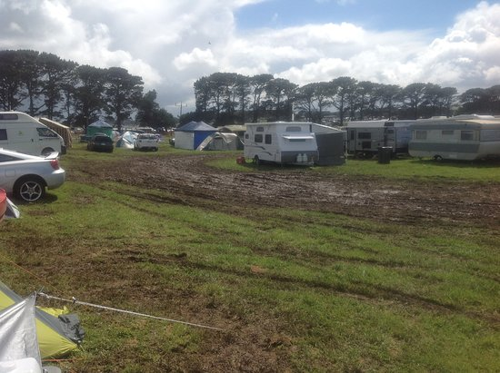 Ventnor, Australia: Good camping area however on Fri the weather was brutal