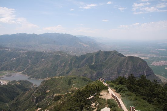Ju County, China: Hengshan