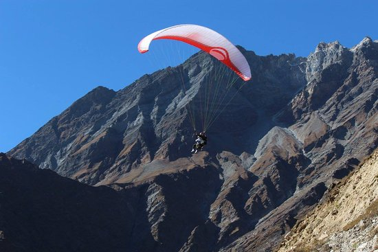 Image result for paragliding at rohtang pass