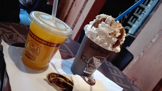 Niort, Frankrike: French Coffee Shop