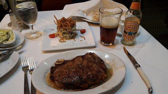 Ruth's Chris Steak House: 20161021_211603_large.jpg