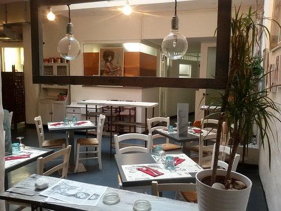 dalla saletta con parquet in legno - Foto di Golem Cucina e dintorni ...