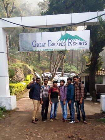 Aluva, Índia: Great Escape Resorts - Munnar