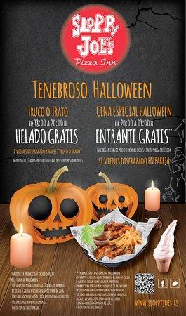 Bormujos, Spagna: Tenebroso Halloween 2016 en Sloppy Joe´s