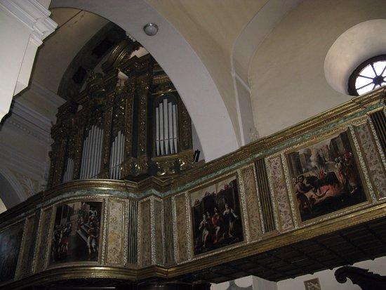 Scanno, Italia: organo