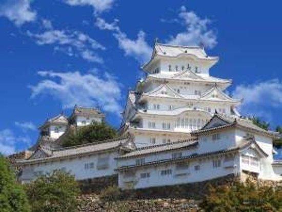Hotel Monte Rosa : 姫路城