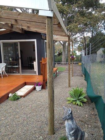 Sanctuary Point, Αυστραλία: cafe