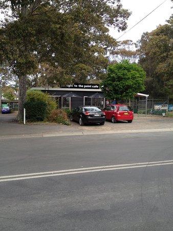 Sanctuary Point, Australia: cafe
