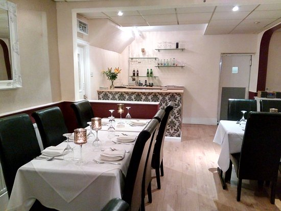 Shepshed, UK: Spice Lounge