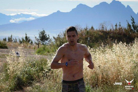 Durbanville, Νότια Αφρική: Warrior race